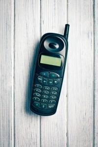 Mobil_Gammel_SMS_20_år